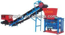 2014 Hongying QMJ4-35C cement block machine for construction material