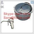 Cubo de engrasador/engrasador manual para el roscado de la máquina