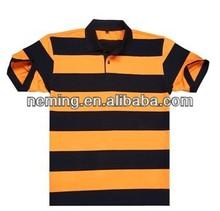 golf camicia degli uomini