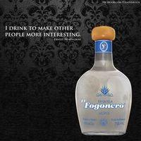 El Fogonero - 100% Pure Agave Tequila - Blanco (Silver)