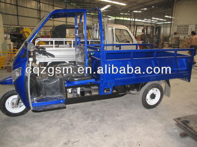 150cc-200cc Cargo three wheeler/ motorized tricycle