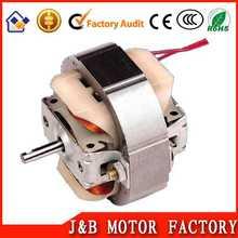 220V fan motor Shaded Pole Electric Motor YJ62-30: medical nebulizer motor, vacuum pump, ventilator electric fan
