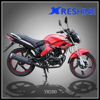 2014 cheap price of 200cc cheap Motorcycle in china chongqing (tiger 200I)