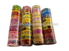cute decorative tape/cute animal tape/colorful cute tape