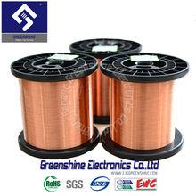 Copper clad Aluminum CCA elektrik wire for kabel China Manufacturing