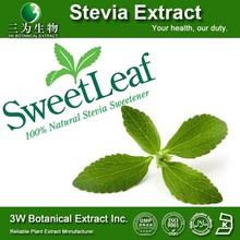 GMP Factory China Supplier Stevia Rebaudioside ,Stevia Sugar Powder ,Stevia Extract RA