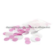 Tissue paper round confetti - Tissue Paper Party Confetti Decoration, Circle Confetti, Bridal and Baby Shower Birthday Supplies
