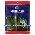 Tipos de frutos do mar nome: sushi algas