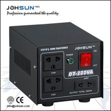 JS 01 220V to 110V ST Step Up & Down Transformer