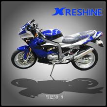 powerful engine alloy wheel 250cc wholesale motorcycle (hero 250)