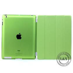 Matte Ultra Slim Clear Hard PC Back Case Smart Cover Case For iPad 2/3/4/5/Mini