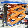 2000kg capacity electric hydraulic wheelchair lift