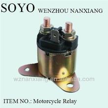 Motorcycle starter relay 12V