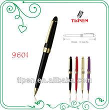 Cheap plastic ball pen with logo 9601