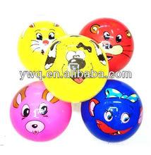 cheap plastic balls pit 4.5mm/6mm inflatable plastic ball pen machine