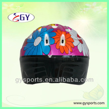 2014 GY-BH14 in cool stylish combinated color cpsc bicycle helmet racing