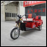 chinese cheap transporting passengers three wheel motorcycle