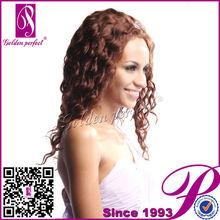 AAA Italian Yaky 24Inch Deep Wave Lace Front Human Hair Band Fall Wig