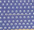 n006 2014 nova tela do laço africano do voile suíça vestido