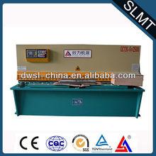 "INT'L ""SLMT"" CNC hydraulic shanghai industry shearing machine /dream cylinder shearing machine"