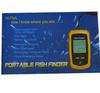 Mini fish finder,Ice fishing fish finder,Portable Fish Finder