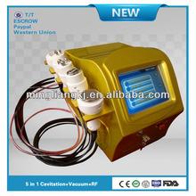 New design cavitation+vacuum+ rf system for sale