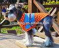 2014 nuevo diseño al por mayor de productos para mascotas de moda para mascotas con blusas poco estrella patrón
