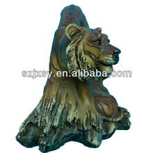 Lion Animal Statues Handmade Resin Model