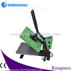RS-G3838 low price foil stamping manual machine heat press machine