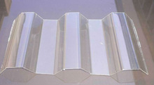 Polycarbonate Corrugated Thermoforming