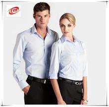 personalizado cassic masculino e feminino uniforme escritório 2014 projetos