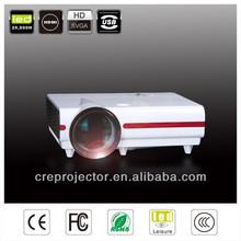 russia trading companies native 720p 4000 lumens led mini data show projector