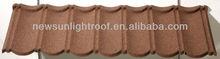 1340*420 mm red asphalt shingles metal roof tiles /CE Certificate asphalt shingles sale/good quality cedar shingles