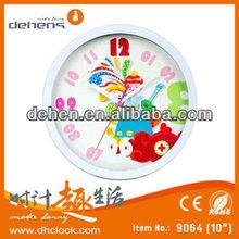 decorative art wall clock picture