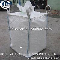 jumbo bag manufacturer in china/ton woven bulk bag factory
