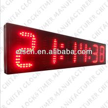 Large Display Interval Timer