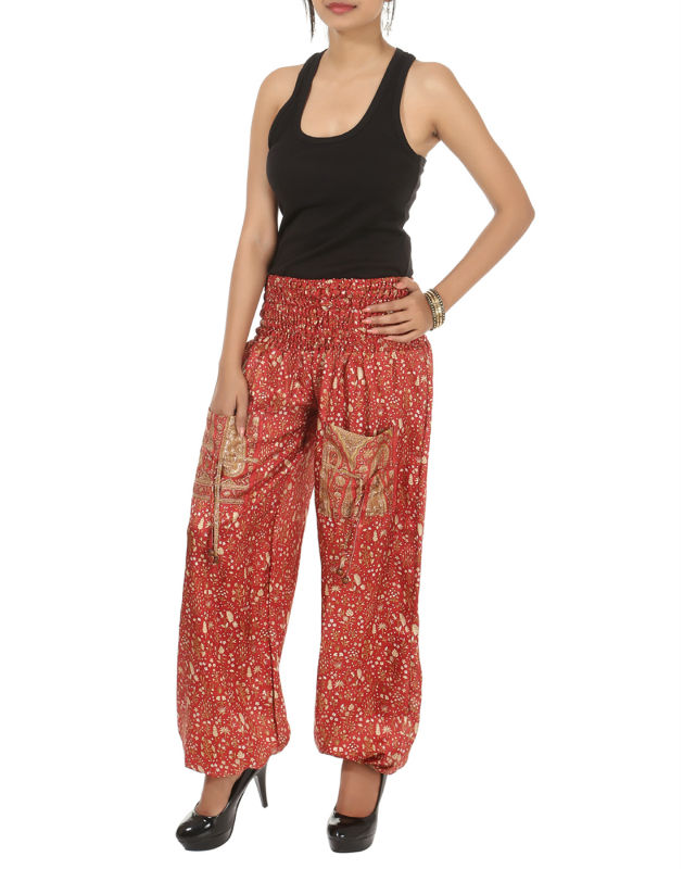 Awesome Women S Pants H M Blue Harem Pants 18 From H M Add To Bag Buy On Store