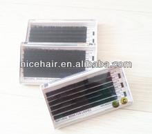 Fashion mink eyelash extension good quality China Qingdao makeup supplier