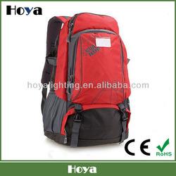 Polyester Outdoor Hiking bags Trekking Backpacks