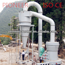 Silica sand grinding mill, high pressure suspension mill!