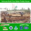 Temporary modular housing /light steel modular housing / low cost modular housing
