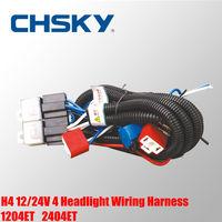 Hot sale waterproof 12V 4 12v h4 car headlight booster CH-1204ET