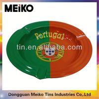 metal decorative dinner plate