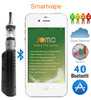 2014 wholesale e cigarette distributors reusable e cigarette new product ideas ---Smartvape blue tooth vapor e cigarette