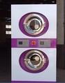 industrial 12kg moeda automática máquina de lavar e secar