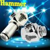 2014 China Latest Full mechanical mod hammer mod wholesale VS 18650 rechargeable battery vape mod