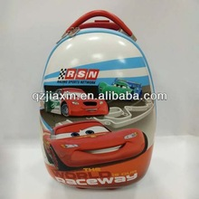 ABS luggage case kids trolley bag with cartoon printing