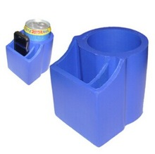 Promotional PU Toy 3 in 1 - Car Can Cooler, Pen Holder, Phone Holder
