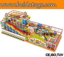 Multifunctional inside amusement castle entertainment BD-G4321C