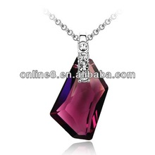 crystal pendant,jewelry necklace,crystal jewelry necklace bali pendant charm